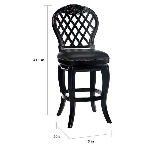 Amazing Shop Braxton Black Honey Bar Stool On Sale Free Shipping Short Links Chair Design For Home Short Linksinfo