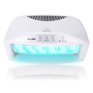 SHANY Salon Expert 54W Dual Hand Professional Nail Dryer with Fan, Light and Built in Timer|https://ak1.ostkcdn.com/images/products/8694801/P15947128.jpg?impolicy=medium