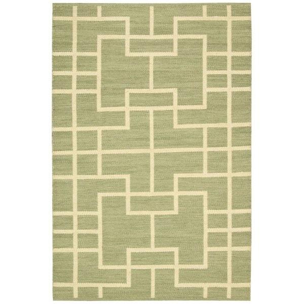 Barclay Butera Maze Area Rug by Nourison (5'3 x 7'5) - 5'3 x 7'5