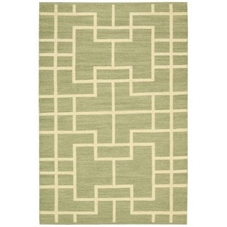Barclay Butera Maze Area Rug by Nourison (5'3 x 7'5)