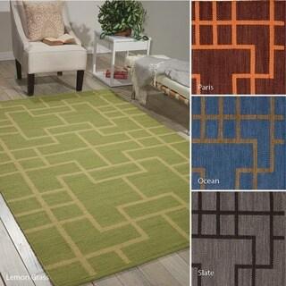 Barclay Butera Maze Area Rug by Nourison (7'9 x 10'10)