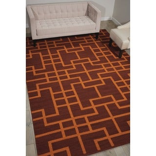 Barclay Butera Maze Paris Area Rug by Nourison (7'9 x 10'10)