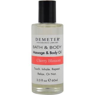 Demeter Cherry Blossom 2-ounce Massage & Body Oil|https://ak1.ostkcdn.com/images/products/8695149/P15947462.jpg?impolicy=medium