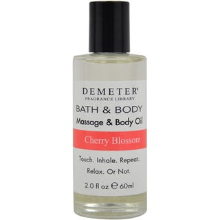 Demeter Cherry Blossom 2-ounce Massage & Body Oil