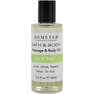Demeter Gin & Tonic 2-ounce Massage & Body Oil