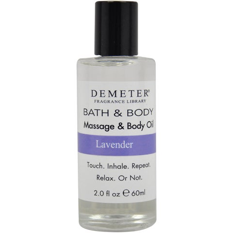 Demeter Lavender 2-ounce Massage and Body Oil