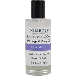 Demeter 'Lavender' 2-ounce Massage and Body Oil