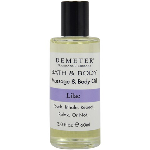 Demeter Lilac 2-ounce Massage and Body Oil