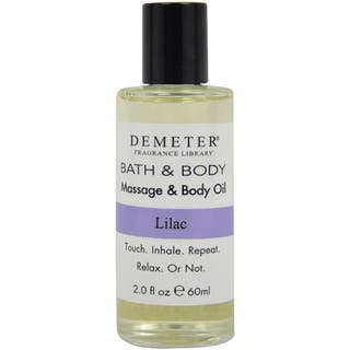 Demeter Lilac 2-ounce Massage and Body Oil|https://ak1.ostkcdn.com/images/products/8695162/P15947477.jpg?impolicy=medium