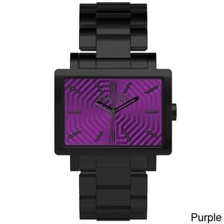 Versus by Versace Women's 3C62500000 'Dazzle' Rectangular Dial Watch