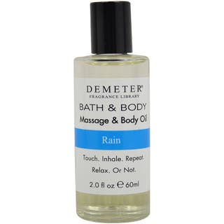 Demeter Rain 2-ounce Massage and Body Oil|https://ak1.ostkcdn.com/images/products/8695164/P15947478.jpg?impolicy=medium