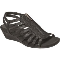 Women's A2 by Aerosoles Yetaway Black Snake
