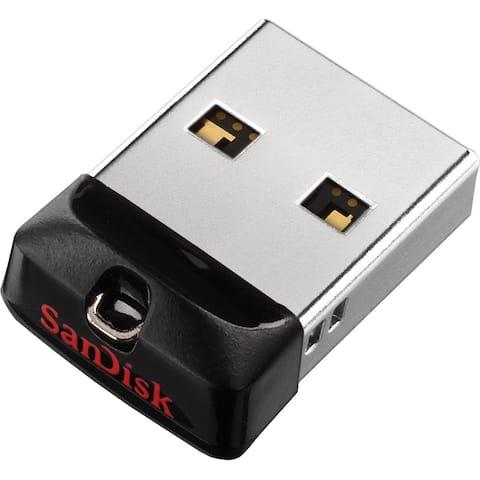SanDisk 32GB Cruzer Fit USB Flash Drive