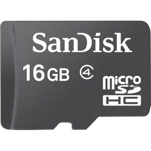 Sandisk 16 GB microSDHC #SDSDQ-016G-A46