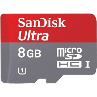 SanDisk Ultra 8 GB microSDHC