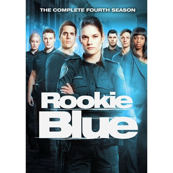 Rookie Blue: The Complete Fourth Season (DVD)