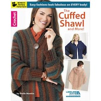 Leisure Arts - The Cuffed Shawl & More