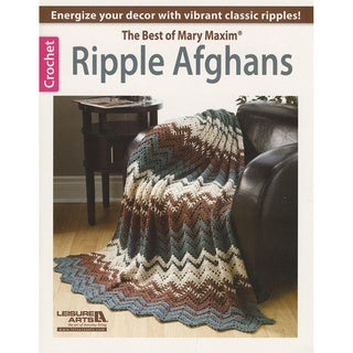 Leisure Arts - Ripple Afghans-The Best Of Mary Maxim