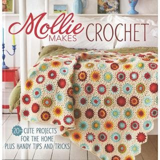 Interweave Press - Mollie Makes Crochet|https://ak1.ostkcdn.com/images/products/8697963/P15949725.jpg?impolicy=medium