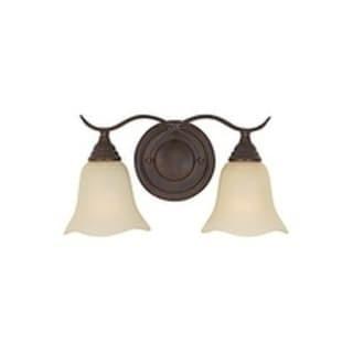 Feiss Morningside 2 - Light Vanity Fixture, Grecian Bronze