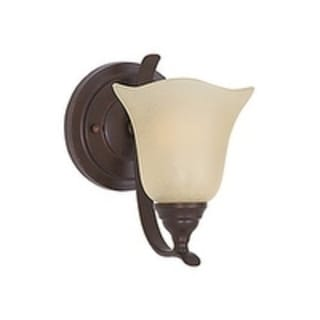 Feiss Morningside 1 - Light Vanity Fixture, Grecian Bronze