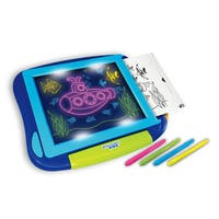Discovery Kids Neon Drawing Board