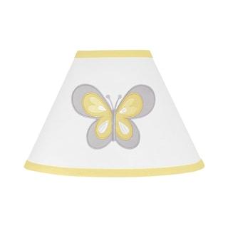 Sweet Jojo Designs Girls Lamp Shade in Garden