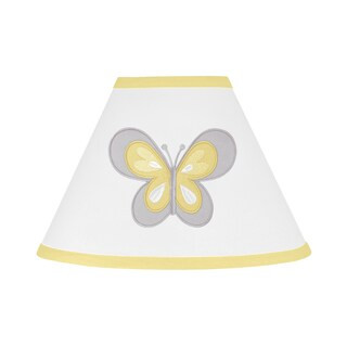 Sweet Jojo Designs Girls Lamp Shade in Garden