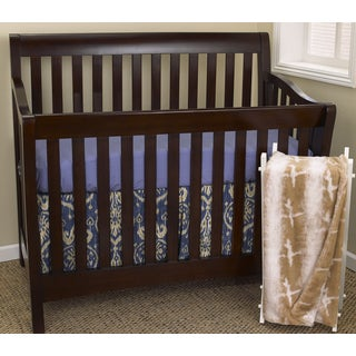 Cotton Tale Sidekick 3-piece Crib Bedding Set