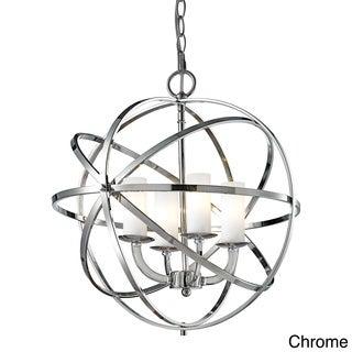 Aranya 4-light Orbit Pendant