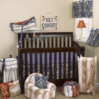 Cotton Tale Sidekick 7-piece Crib Bedding Set