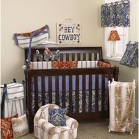 Cotton Tale Sidekick 8-piece Crib Bedding Set