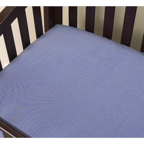 Cotton Tale Sidekick Fitted Crib Sheet