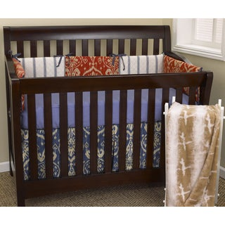 Cotton Tale Sidekick 4-piece Crib Bedding Set