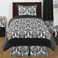 Sweet Jojo Designs Girls 'Isabella' 3-piece Full/Queen Comforter Set