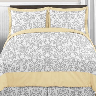 Sweet Jojo Designs 3-piece Full/Queen Comforter Set
