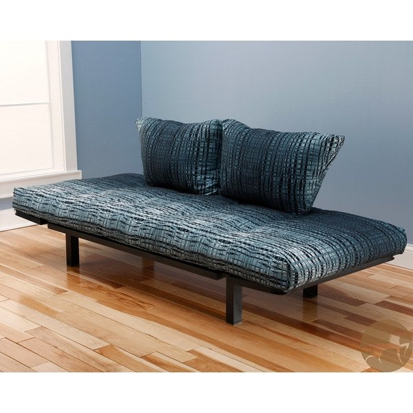 Christopher Knight Home MultiFlex Black Metal DaybedLounger with