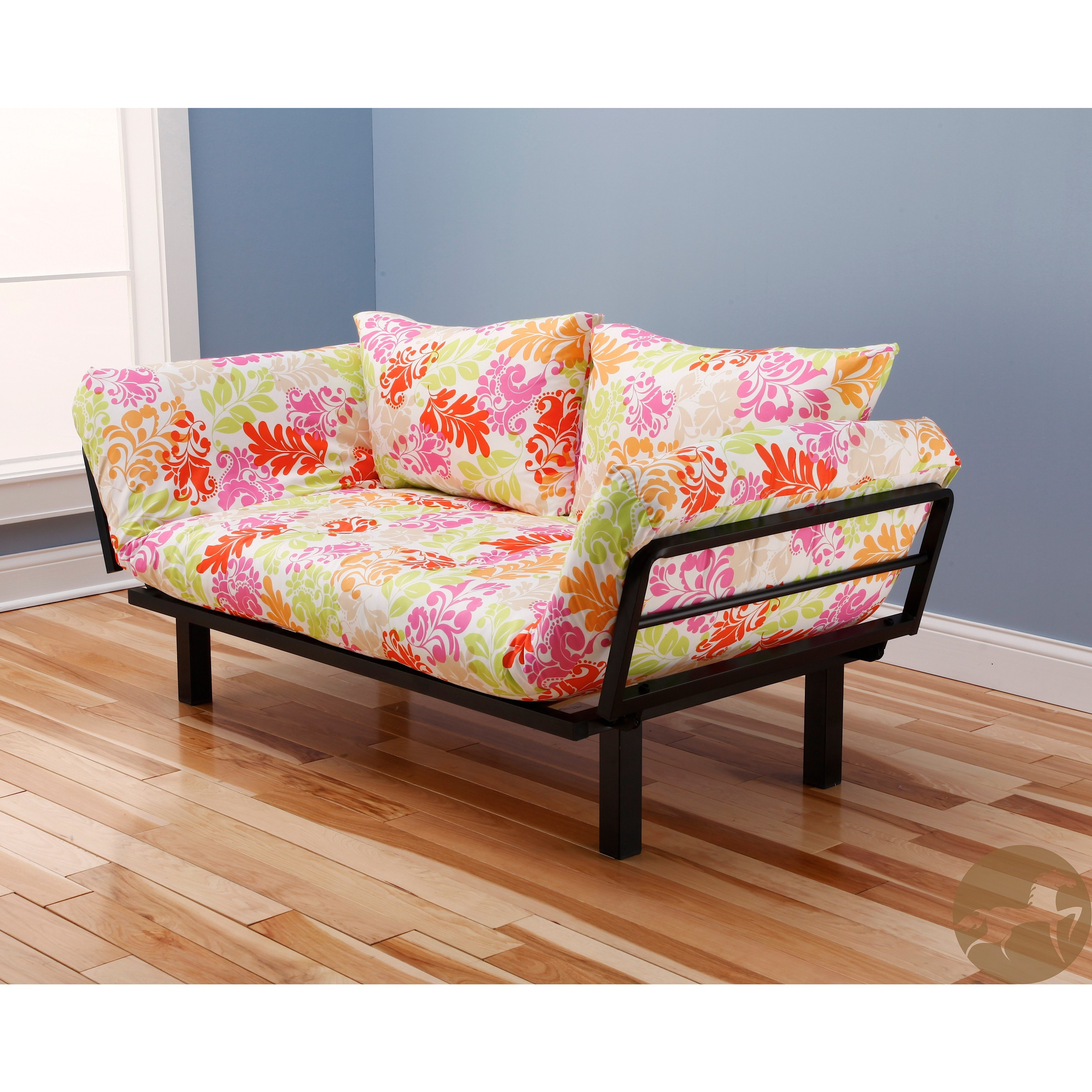 Christopher Knight Home Multi-Flex Black Metal Daybed/Lou...