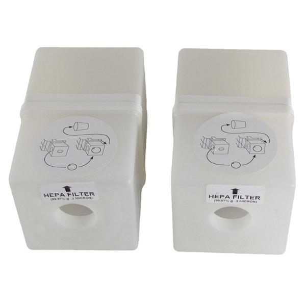 Express White HEPA Filter (Set of 2)