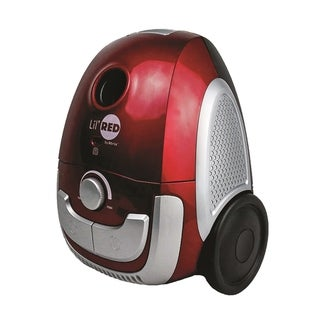 Atrix Lil' Red HEPA Canister Vacuum