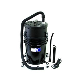 HEPA 5-gallon Black Dry Particulate Vacuum