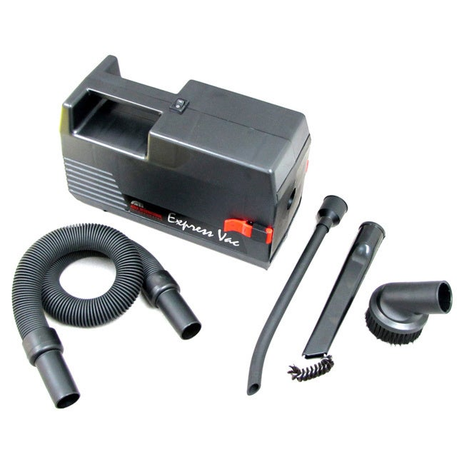 ATRIX Express Plus Black 1-quart Toner Express Hepa Vacuum