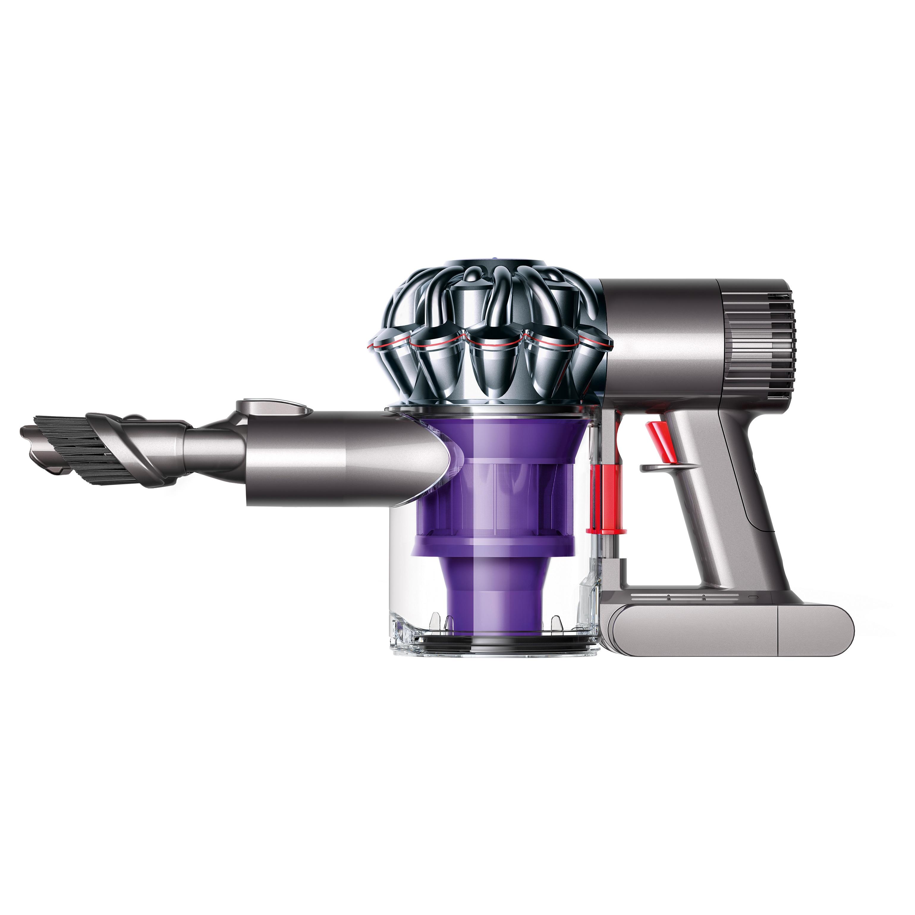Dyson V6 Trigger Handheld Vacuum (New) (DC58 Handheld), Grey