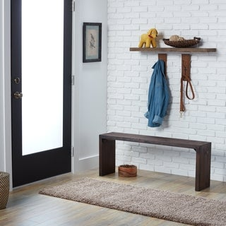 Renate Coffee 48-inch Dining Room Dining Bench