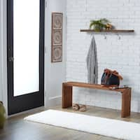 Carbon Loft Renate Natural 48-inch Dining Room Dining Bench