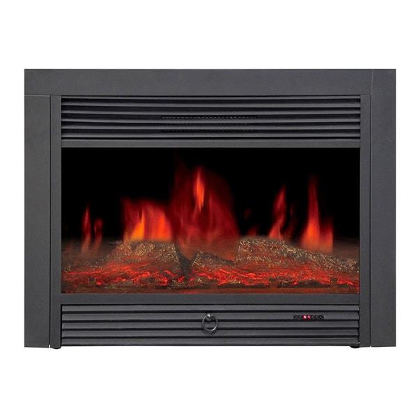Aspen Collection 'I2921' Black Fireplace