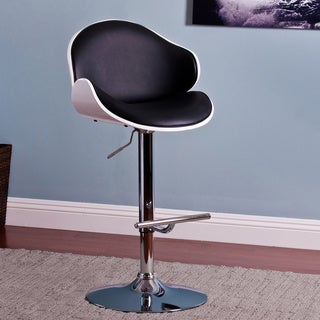 Adjustable Contemporary Barstool
