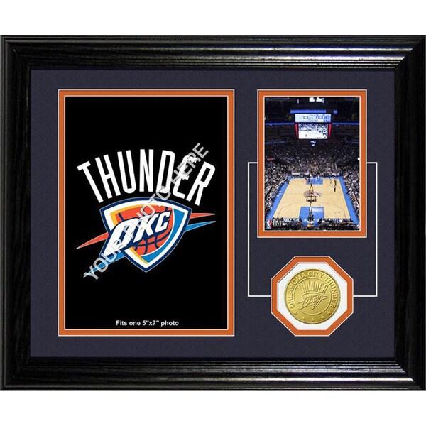 Oklahoma City Thunder 'Fan Memories' Desktop Photomint