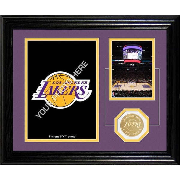 Los Angeles Lakers 'Fan Memories' Desktop Photomint