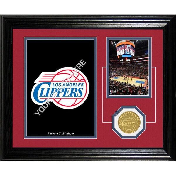 Los Angeles Clippers 'Fan Memories' Desktop Photomint